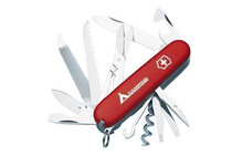 Victorinox Offiziersmesser Ranger 91mm, rot
